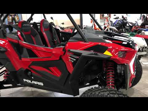 2019 Polaris RZR XP 4 Turbo S in EL Cajon, California - Video 1