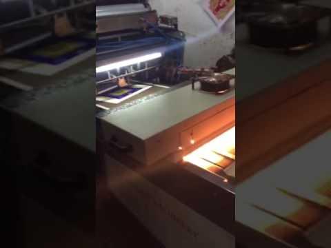 Anilox Coating Machine