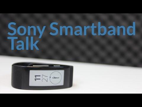 Sony SmartBand Talk SWR30 Review