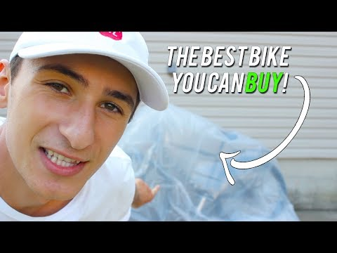 THE BEST BIKE THAT YOU CAN BUY!