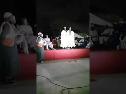 Sheikh kabir Gombe da Alaramma nasiru gwandu
