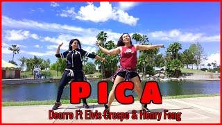 PICA || Deorro Ft Elvis Crespo & Henry Fong || Zumba