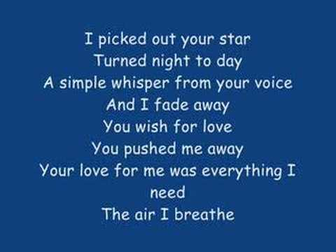 Your Star - The All-American Rejects
