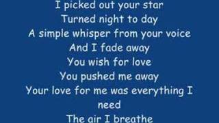 All American Rejects - Your Star [WITH LYRICS]