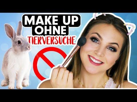 Make Up ohne Tierversuche ❌🐰 Full Face Make Up mit CRUELTY FREE High End Marken deutsch