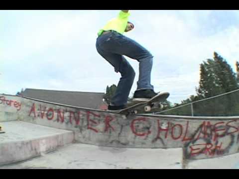 Scumbags at Priest River Skatepark