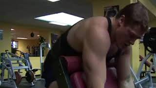 experienced bodybuilder training tips