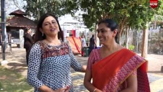Chat with Hon Mayor of Kochi Mrs Soumini Jain