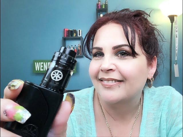 asMODus Voluna 2 RTA | Build & Review