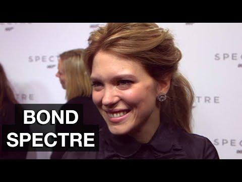 Lea Seydoux SPECTRE Interview | MTW