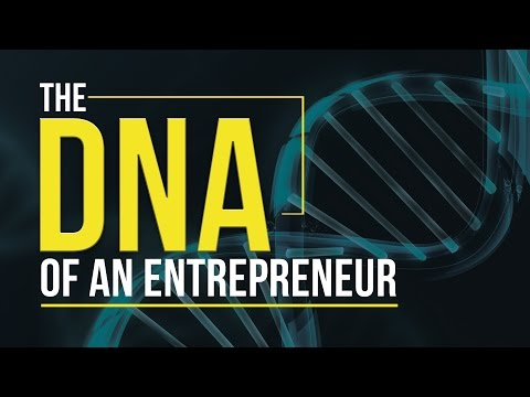 The DNA of an Entrepreneur – Patrick Bet-David