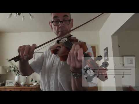 Learn to play fiddle -  Beginners Lesson 1