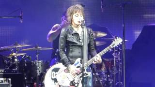 """Bad Reputation & Cherry Bomb"" Joan Jett &the Blackhearts@BBT Pavilion Camden, NJ 7/31/16"