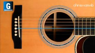 Afinador Guitarra Acustica Guitar Tuner (HD) - Christianvib