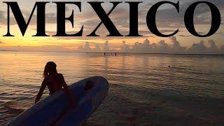 August 20, 2020 Playa Del Carmen | Sunrise Beach Walk | MEXICO 🇲🇽