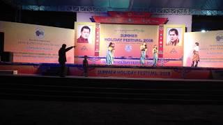 Bhutan Girls Powers Group Om Damjay Gang
