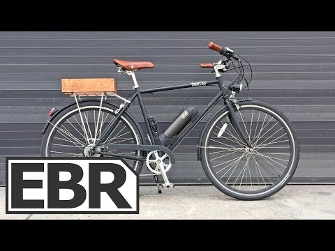 Electric Bike Outfitters Phantom Kit Video Review – $1.1k Lightweight, Stealthy, Quiet, Ebike