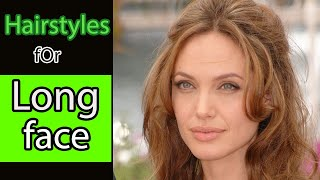 Hairstyles For Long Face Girls | Long Face Girls Hairstyles