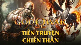 GOD OF WAR [P1]   Cuộc chiến thần thánh