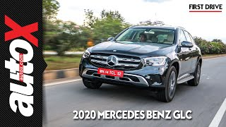 Mercedes Benz GLC First Drive Video Review