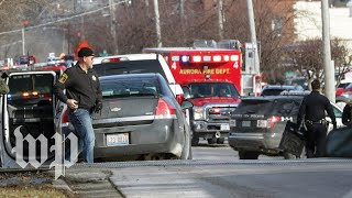 At least 5 dead after gunman opens fire in Illinois