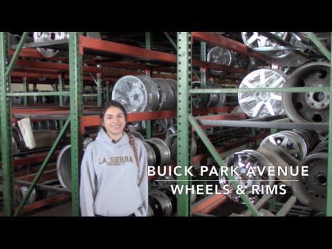 Factory Original Buick Park Avenue Wheels & Buick Park Avenue Rims – OriginalWheels.com
