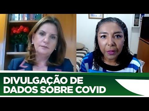 Carmen Zanotto comenta divulgação de dados sobre o coronavírus - 09/06/20