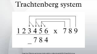 Trachtenberg system