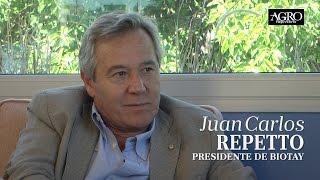 Juan Carlos Repetto - Presidente de Biotay