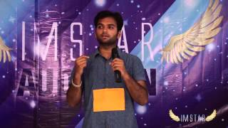 Dabang - 2010  'Tune to Palbhar me' IMSTAR Auditions Mehsana Ronak Patel 102  Song