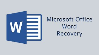 How to Recover Microsoft Word files unsaved & lost