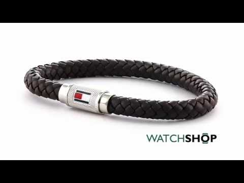 Tommy Hilfiger Jewellery Men's Stainless Steel Casual Core Bracelet (2700998)