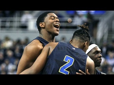 Nevada's Cameron Oliver Shines On Both Ends