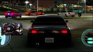 Midnight Club LA ONLINE is BACK !! w/Wheel on Xbox One !