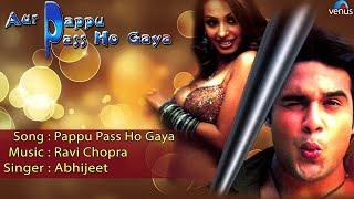 Pappu Pass Ho Gaya Full Audio Song | Krishna   - YouTube