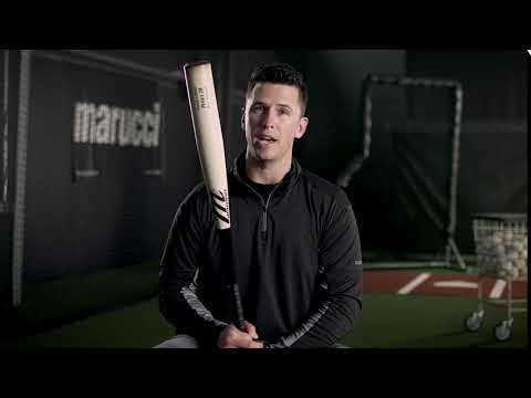 POSEY28 | Buster Posey's Metal Baseball Bat