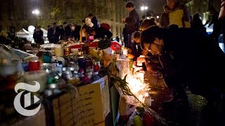 Paris Vigil 360 VR | The New York Times