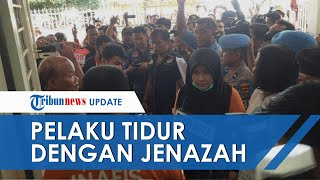 Setelah Bunuh Hakim PN Medan, Zuraida Sempat Tidur Bersama Jenazah Selama 2 Jam