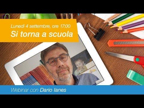 Si torna a scuola | Webinar con Dario Ianes