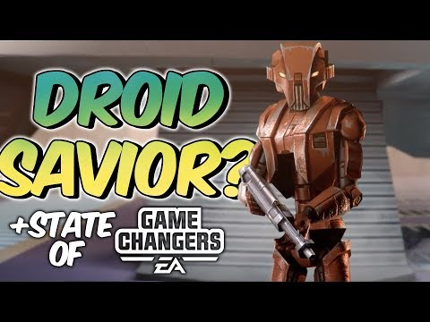 HK-47 Impact + State of Game Changers? | Star Wars: Galaxy