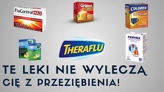 💊Leki, które NIE leczą przeziębienia 🤒😰