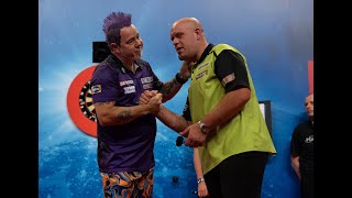 """Peter Wright on MVG rout to reach Matchplay final: """"His consistency let him down and I was on it"""""""