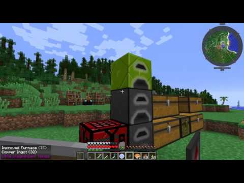 Modded Minecraft 1.9 - S1E06 - What Consistency?