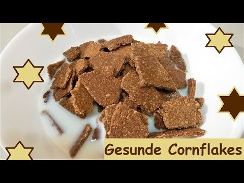 Gesunde Cornflakes ohne Zucker ganz einfach selber machen!