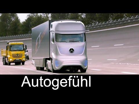 Videó: 2025-től közúton a Mercedes önvezető kamionja