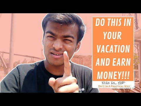 How to make money if i am a student