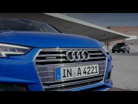 Audi A4 Limousine Седан класса D - тест-драйв 2