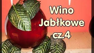 Wino Jabłkowe cz. 4