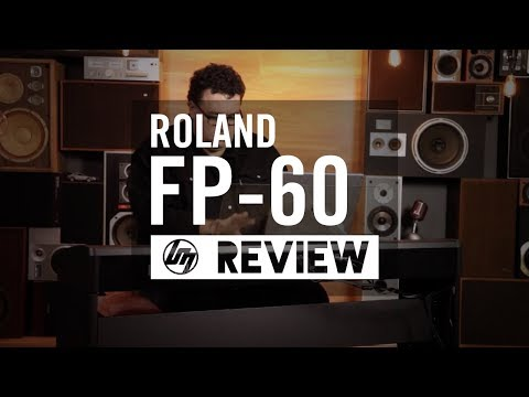 Roland FP-60 Digital Piano Review | Better Music