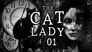 Zagrajmy W: The Cat Lady #1 - Susan Ashworth [Gameplay PL / Lets Play PL]